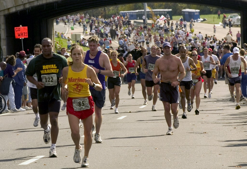 2004 Marine Corps Marathon