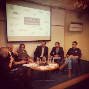 Zdjęcie z konferencji OGP