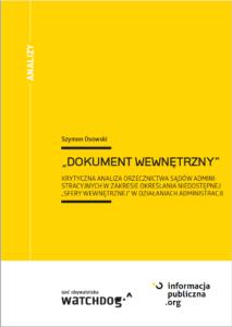 dokument-wewnetrzny