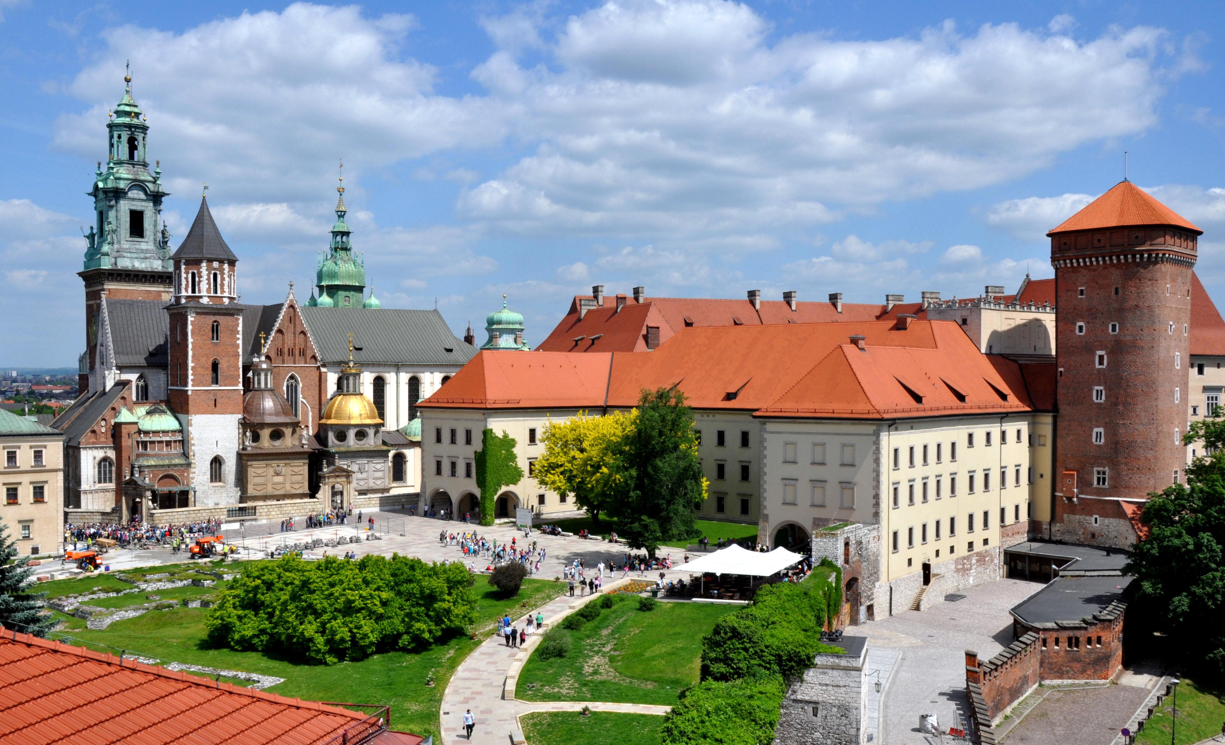 przejrzysty Kraków