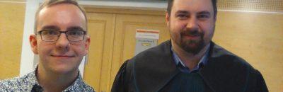 Bartosz Wilk, adw. Marcin Jóźwik